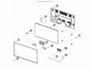 Parts For Samsung Pn51f4500bfxza