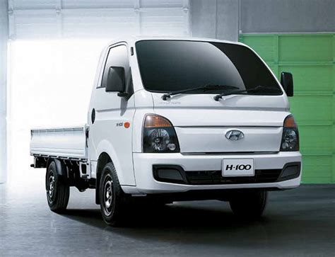 Hyundai H100 Modification by Hyundai H100 Bakkie 2018 Price Load Specs Engine Specs