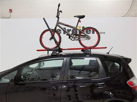 vw bike rack volkswagen golf rockymounts brassknuckles roof mounted