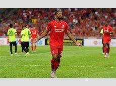 Liverpool 11 Malaysia XI RESULT Jordon Ibe equalises