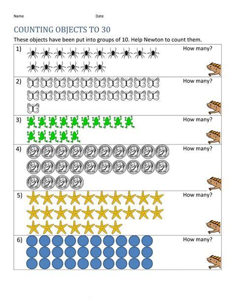 numbers   worksheet  counting worksheets