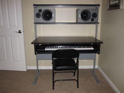 ikea desk keyboard tray musician s keyboard drawer ikea hackers ikea hackers