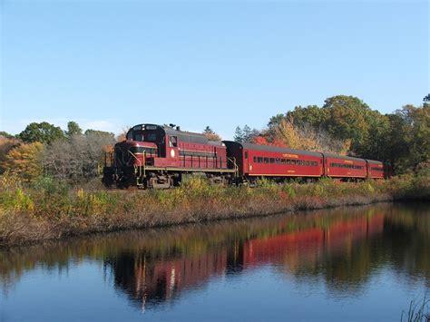 Cape Cod Scenic Railroad | Enjoy the Cape Cod Railroad ...