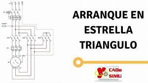 Diagrama Y Explicaci U00f3n   U0026quot Arranque Estrella Triangulo U0026quot
