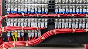 Control Panel Wiring Colour Codes Per En 60204-1 Guide