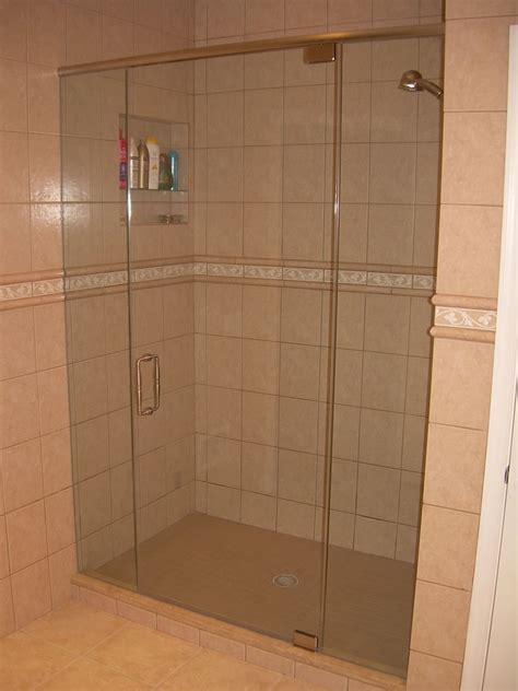 framless shower door door frame frameless shower door