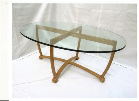 oval glass coffee table the oval glass coffee table oval coffee tables exhitz