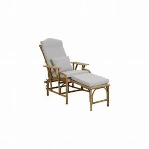 Coussin Chaise Longue : coussin pour la chaise longue en rotin kok ~ Teatrodelosmanantiales.com Idées de Décoration