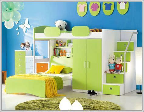 Kinderzimmer Mit Hochbett Komplett  Haus Renovieren