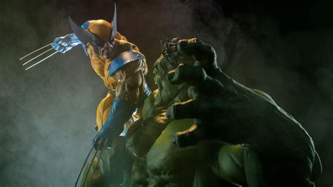 wolverine  hulk wolverine wallpapers superheroes