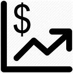 Icon Value Business Saving Icons Currency Finance