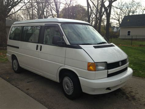download car manuals pdf free 1994 volkswagen eurovan lane departure warning volkswagen eurovan 1993 white for sale wv2md0708ph050055 vw 1993 eurovan mv weekender 5 speed