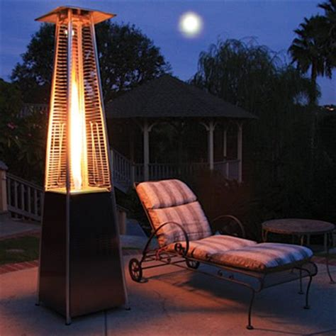 pyramid heater stainless steel gas heater patio heaters