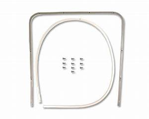Whirlpool Du3016xl0 Dishwasher Door Seal  Gasket Kit