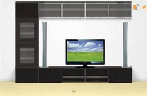 Ikea Wohnzimmer Schrankwand : meine heimkino wohnwand aus dem hause ikea datistics ~ Michelbontemps.com Haus und Dekorationen