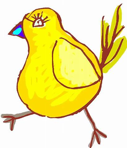 Cliparts Vogel Kindermalerei Kippen Clipart Kinderzeichnungen Boerderij