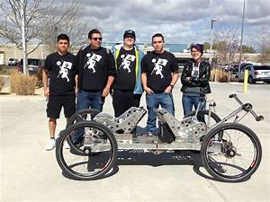 AACT Students Place Second at NASA's Rover Challenge