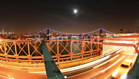 Landscape Format Quot New York Manhattan And Brooklyn Bridge Nyc