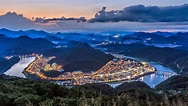 Danyang County Chungcheong Province South Korea