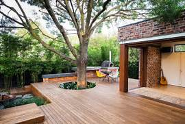 Modern House Beautiful Terrace And Landscape Naroon Modern Backyard Project By Signature Landscapes COS Design And