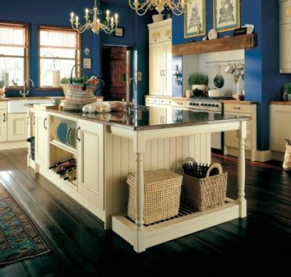Moderne Küche Farben by Moderne Farben In Der Modernen K 252 Che Gelb Blau Beige