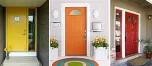 Pinta la puerta de entrada de color : PintoMiCasa