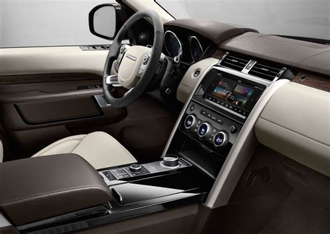 land rover interior 2017 2017 land rover discovery prices specs for australia