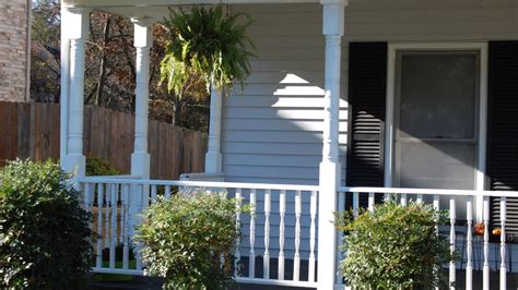 colonial front porch designs how to replace a porch column