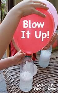 Exploring Gas w/Balloons, Baking Soda & Vinegar