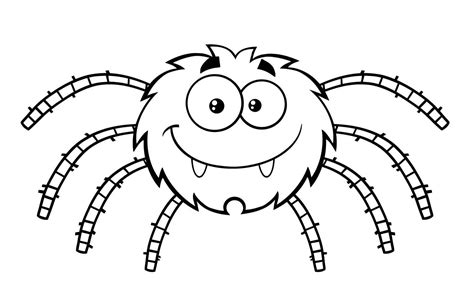 coloring pages for free printable spider coloring pages for