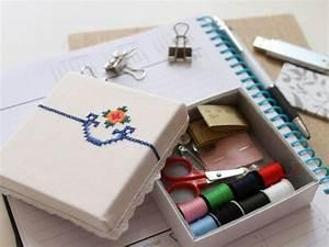 Petit Cadeau à Faire En Couture : cadeau de no l faire soi m me une s lection des meilleures id es ~ Melissatoandfro.com Idées de Décoration