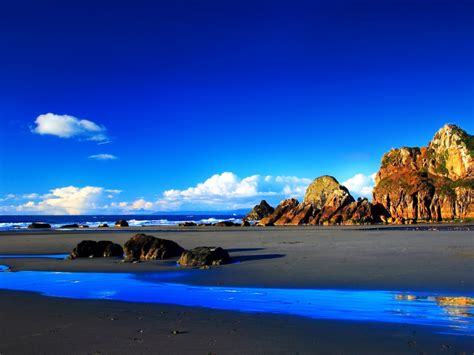 deep blue sky desktop pc  mac wallpaper