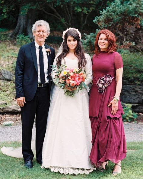 carrie  dans musical nashville wedding bride mother
