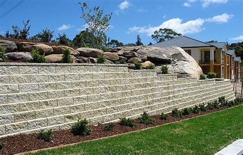allan block ab collection retaining wall