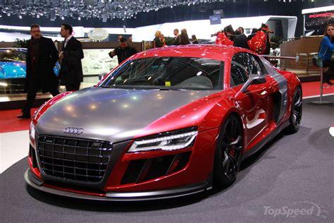 Audi R8 Abt Gtr Top Speed, Abt Audi R8 Gtr