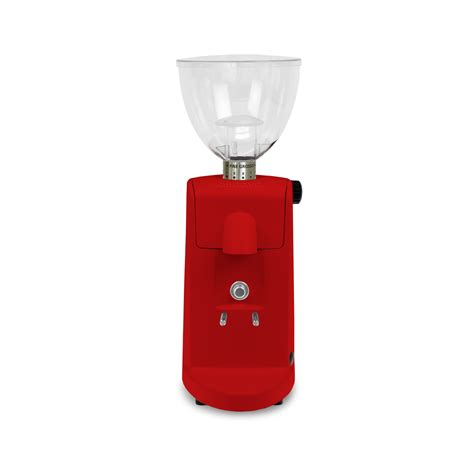 Now coffee lovers can enjoy lattes or lattes by a touch of a button. Home / Office Coffee Grinder - ASCASO I·MINI I1 - Matte Love Red | IncaFé Organic Coffee