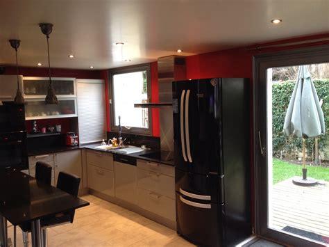 cuisine ouverte sur salon 30m2 cuisine cuisine ouverte ou fermã e quotatis cuisine