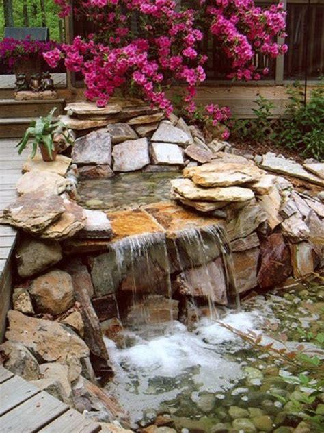 Gartengestaltung Mit Steinen Und Blumen by Sch 246 Ne Gartengestaltung Mit Bunten Blumen Und Einem