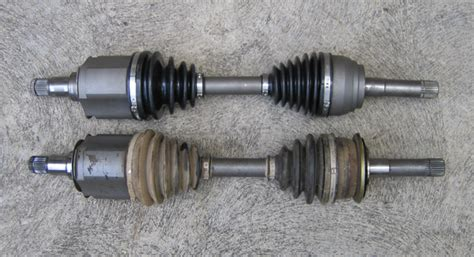 toyota maintenance cv axle replacement on 3rd generation