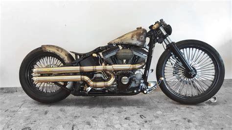 Harley Davidson Custom Softail Bobber