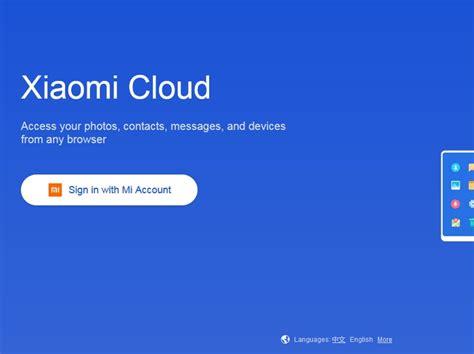 Masuk ke mi account di smartphone xiaomi. Cara Hapus Akun Mi Cloud dengan Mudah dan Cepat