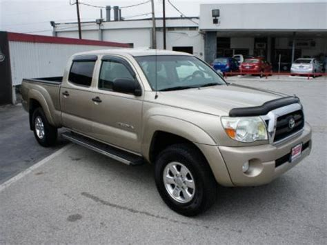 2005 Toyota Tacoma Specs by 2005 Toyota Tacoma Prerunner Cab Data Info And