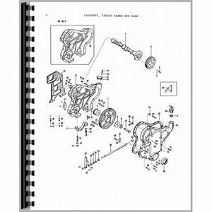 Massey Ferguson 65 Parts Diagram