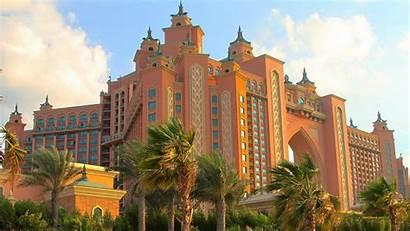 Dubai Hotel Atlantis Palm Resort Jumeirah Wallpapers