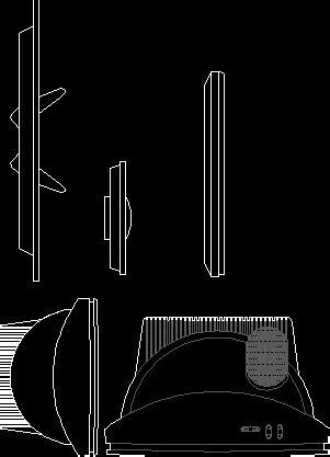 plasma tv dwg block  autocad designs cad