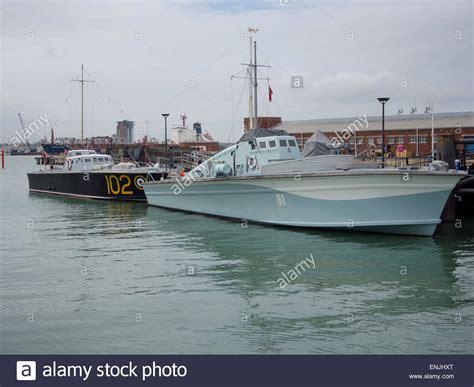 Motor Boats For Sale Portsmouth motor torpedo boat 102 and motor gun boat 81 at portsmouth