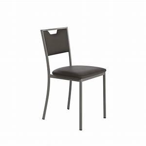 Chaise Bar Cuisine : chaise de cuisine costa chaise cuir chaise cuisine ~ Teatrodelosmanantiales.com Idées de Décoration