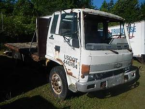 Chevrolet Tiltmaster 1991 W4 Box Truck Used