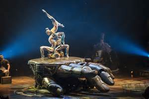 kurios is cirque du soleil s strongest act in years