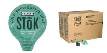 Limit to 2 servings per day. SToK Caffeinated Black Coffee Shots, 264-Count Single-Serve Packages $22.04 {$.08/Shot}Living ...